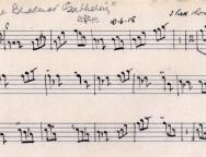 Braemar Gather Manuscript