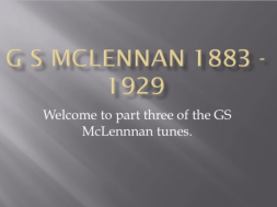 the-g-s-mclennan-experience-part-3-with-robert-mathieson