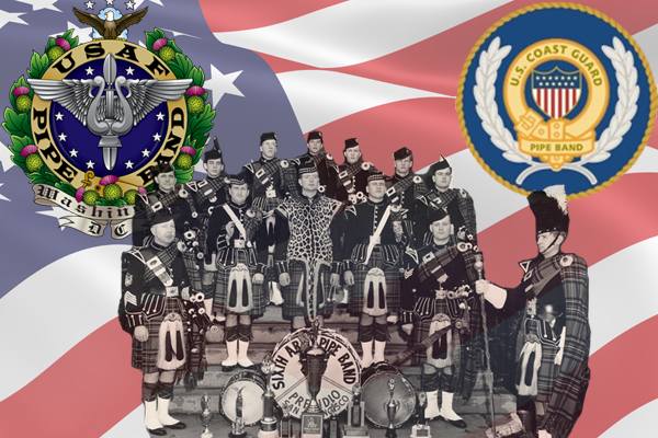 Bagpipes and the United States Military, Part I