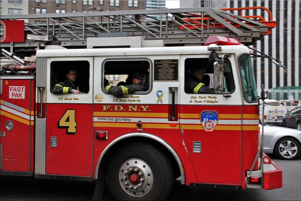 New York's Bravest Part