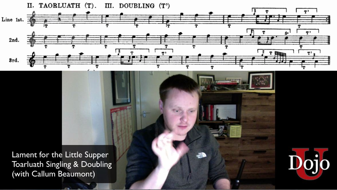 Lament for the Little Supper - Singling & Doubling Var