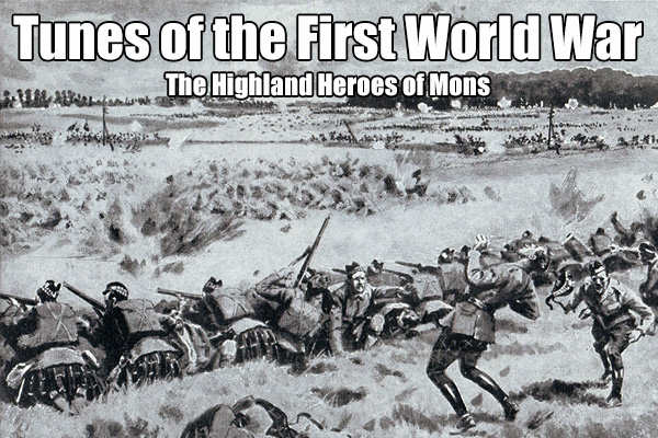 Highland Heroes of Mons