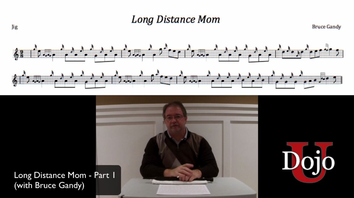 Long Distance Mom - Part 1 (with Bruce Gandy)