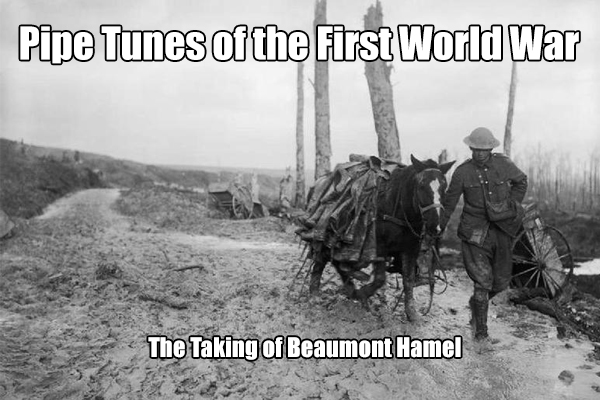 The Taking of Beaumont Hamel