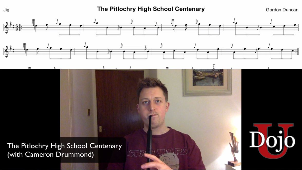 The Pitlochry High School Centenary