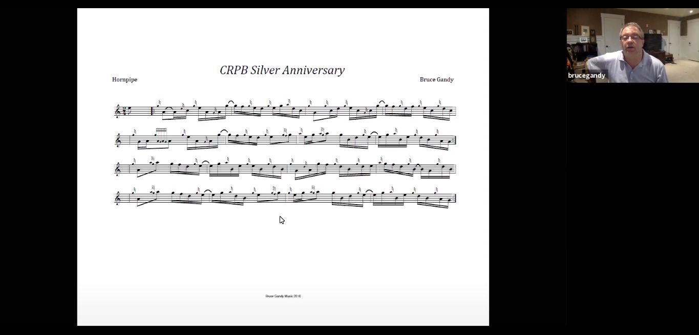 CRPB Silver Anniversary - Live Class Part 2