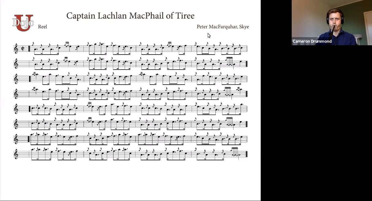 Captain Lachlain McPhail - Live Class Part 2