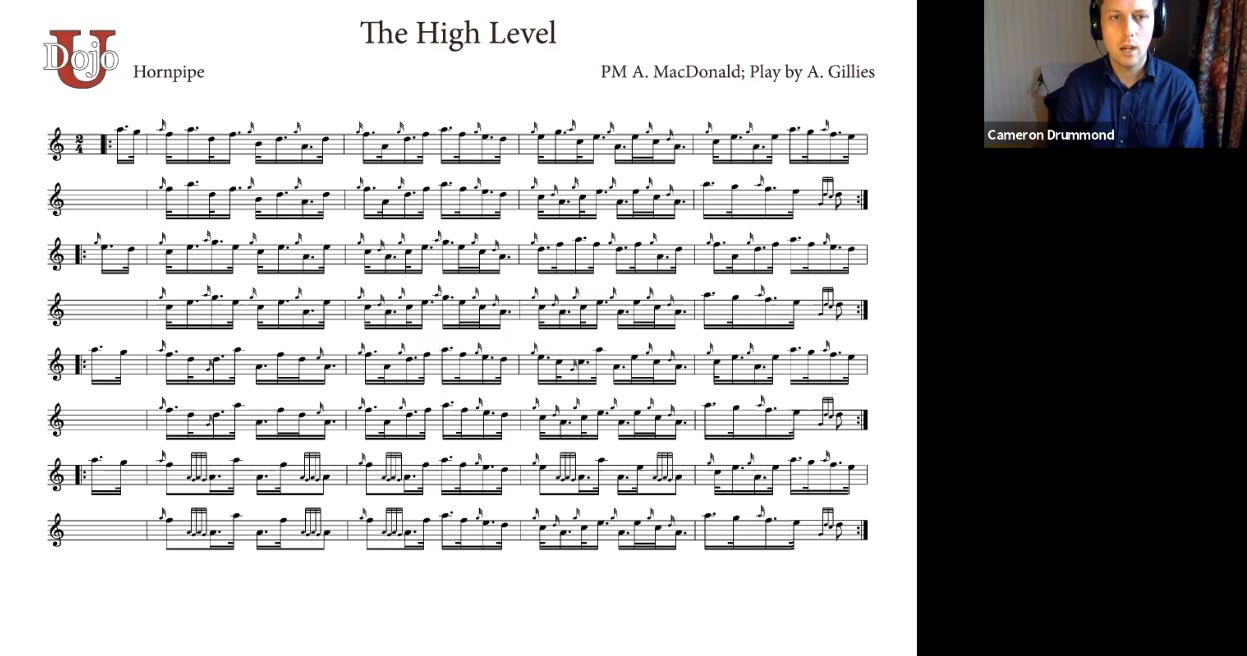 The High Level - Live Class