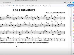 The Foxhunter's - Live Class